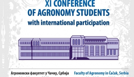 XI Conference of Agronomy Students