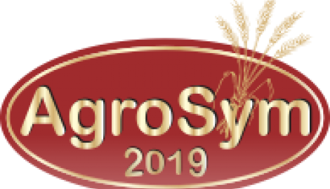 X International Agriculture Symposium AGROSYM 2019